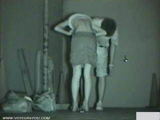 Инфракрасная камера вуайерист общественности секс