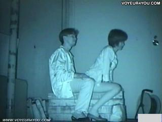 Инфракрасная камера вуайерист скамейка парк секса